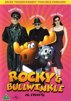 The Adventures of Rocky & Bullwinkle 450x634