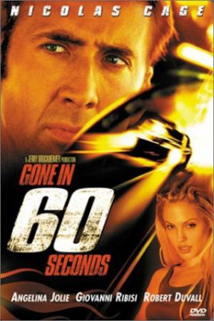 Gone in Sixty Seconds 317x475