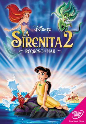 The Little Mermaid II: Return to the Sea 1240x1772