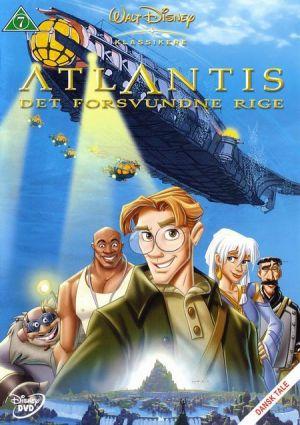 Atlantis - Das Geheimnis der verlorenen Stadt 450x637