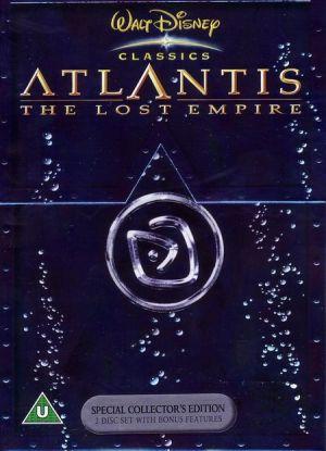 Atlantis - Das Geheimnis der verlorenen Stadt 450x623