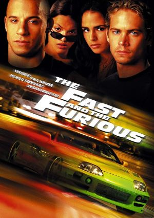 The Fast and the Furious 2120x2999