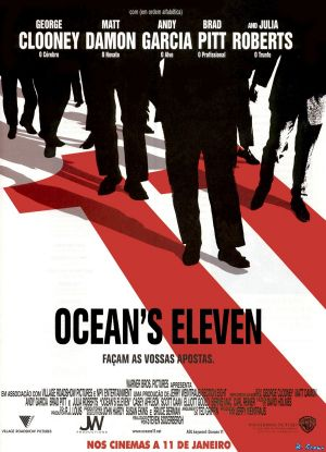 Ocean's Eleven 900x1245