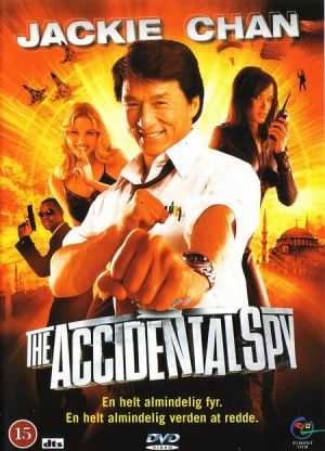 Jackie Chan - Spion wider Willen 450x624