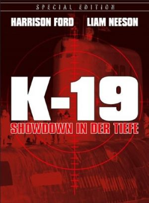 K19 The Widowmaker Dvd cover