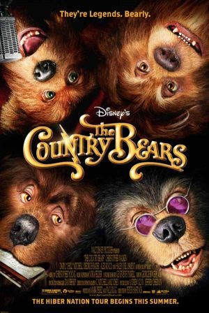 The Country Bears 600x895