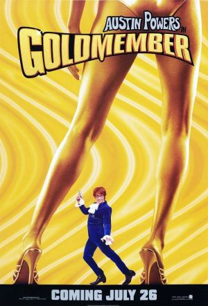 Austin Powers in Goldmember 673x992