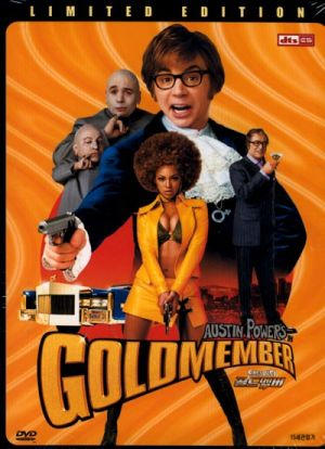 Austin Powers in Goldmember 400x552