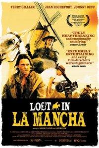 Lost in La Mancha poster