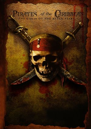 Pirates of the Caribbean: The Curse of the Black Pearl 1200x1700