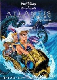 Atlantis - Die Rückkehr poster