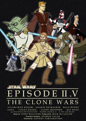 Star Wars: Clone Wars 800x1120