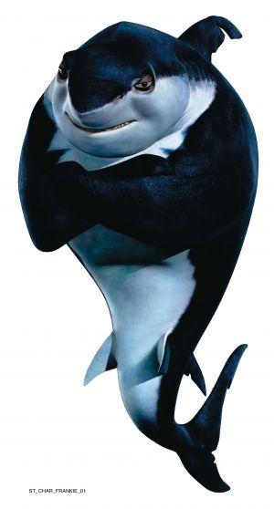 Shark Tale 1774x3300