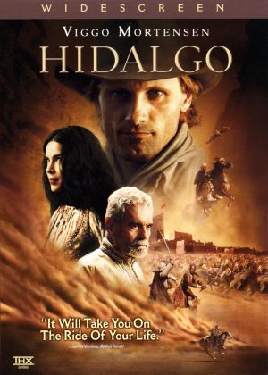 Hidalgo Dvd cover