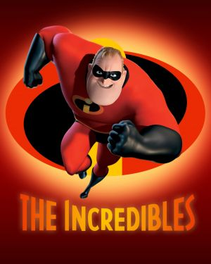 The Incredibles 1520x1900