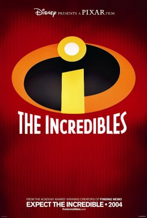 The Incredibles 507x750
