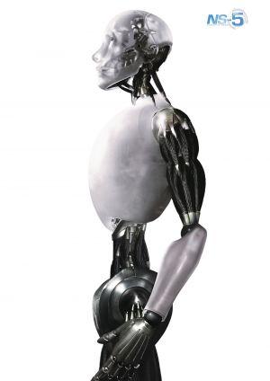 I, Robot 2000x2829