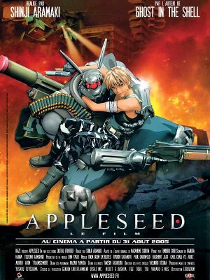 Appleseed 600x800