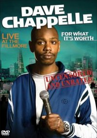 Dave Chappelle: For What It's Worth poster