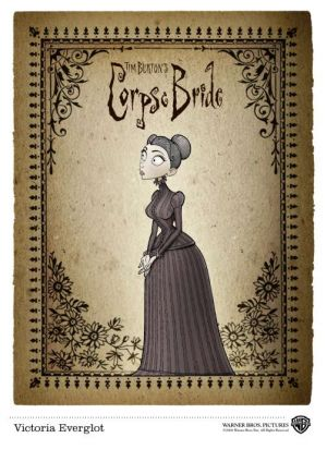 Corpse Bride 502x709