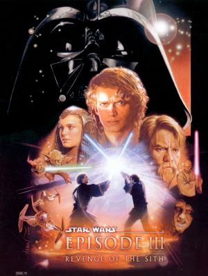 Star Wars: Episodio III - La venganza de los Sith 2533x3357