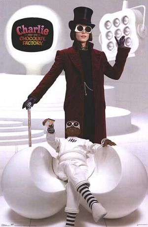 Charlie and the Chocolate Factory 380x581