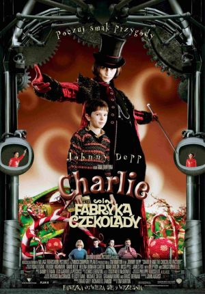Charlie and the Chocolate Factory 558x800