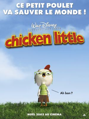 Chicken Little 600x800