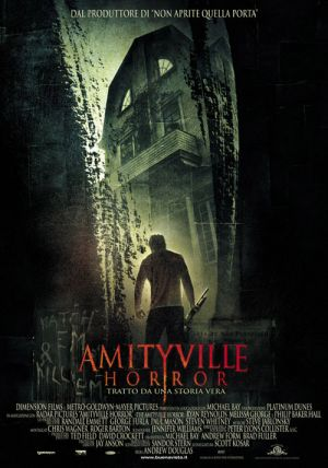 The Amityville Horror 500x713