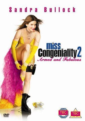 Miss Congeniality 2: Armed & Fabulous 353x500