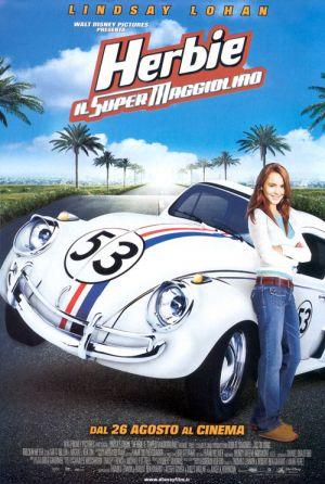 Herbie Fully Loaded - Ein toller Käfer startet durch 500x743