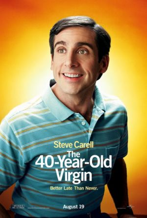 The 40 Year Old Virgin 525x778