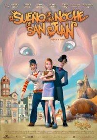 El sueño de una noche de San Juan poster