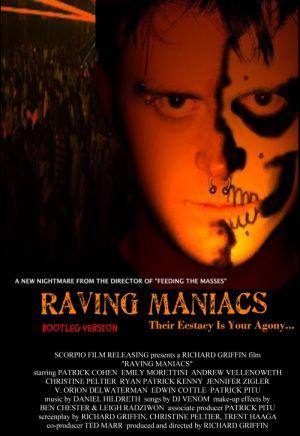 Raving Maniacs 500x726