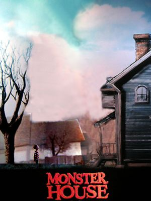 Monster House 375x500