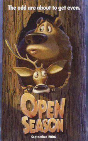 Open Season 408x654