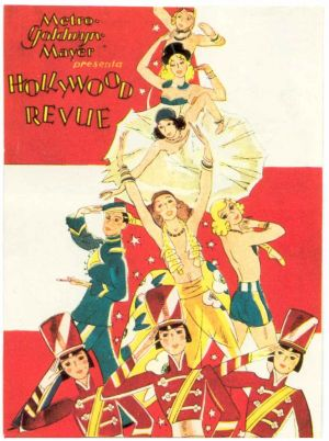 The Hollywood Revue of 1929 836x1119