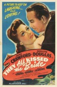 Tutti baciarono la sposa poster