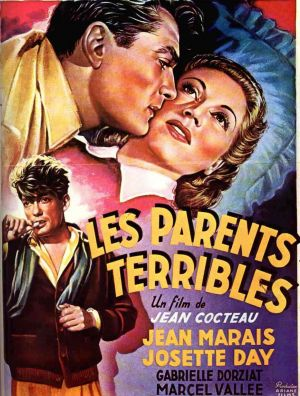 Parents terribles, Les Poster