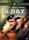 D-Day the Sixth of June Cover