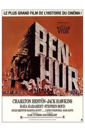 Ben-Hur 437x672