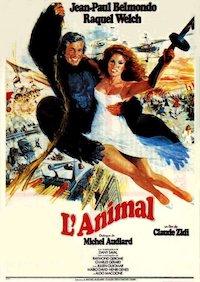 Stuntwoman poster