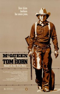 Tom Horn - O Cowboy poster
