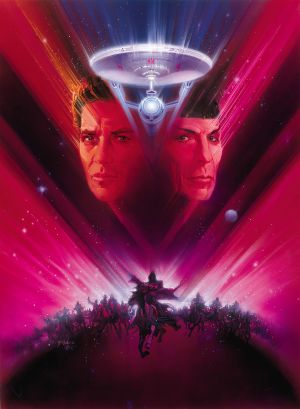 Star Trek V: The Final Frontier 2203x3000