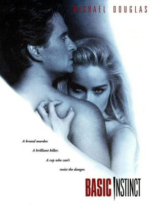 Basic Instinct Dvd cover