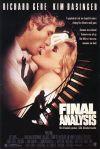 Final Analysis poster