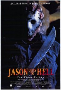 Jason Goes to Hell: The Final Friday poster