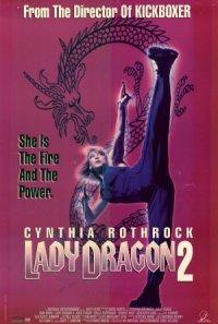 Lady Dragon 2 poster