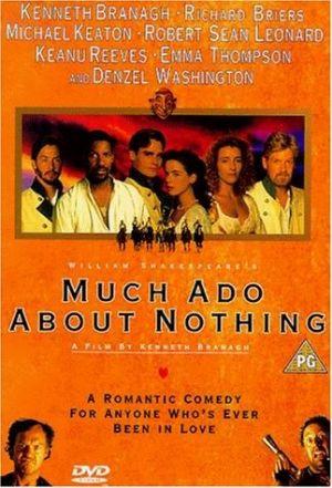 William Shakespeare's Viel Lärm um nichts 323x475