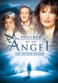 Tocados por un ángel poster